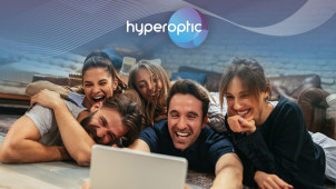 £288 Off 1GB Broadband & Phone Contract from Hyperoptic