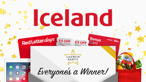 £9 Off First Orders Over £60 at Iceland