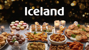 Free Next Day Delivery on Orders Over £35 at Iceland