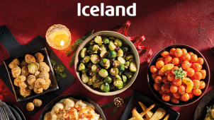 £8 Off First Orders Over £50 at Iceland