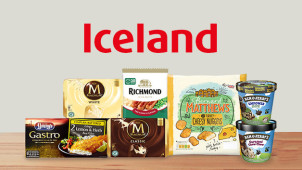 £5 Gift Card with Orders Over £50 at Iceland