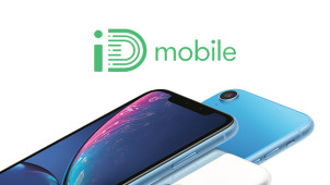 Free Next Day Delivery on Orders at iD Mobile