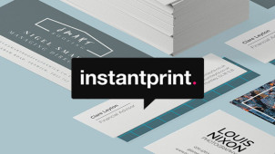 Free Delivery on Orders Over £20 at  Instantprint