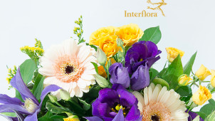 12% Off Orders Over £30 at Interflora