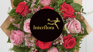 £5 Off Orders Over £35 at Interflora