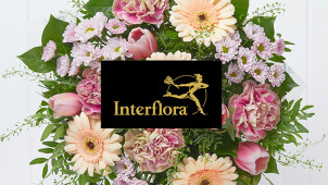 Get 10% Off Bouquets at Interflora