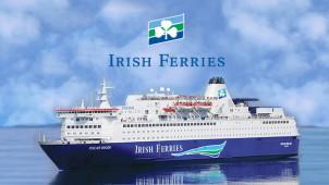 20% Off Bookings at Irish Ferries