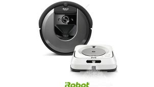 200€ de réduction sur iRobot Roomba i7 +(i7558)