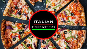 25% Off Pizza, Pasta & Risotto Dishes at Italian Express