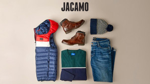 10% Off Selected First Orders at Jacamo