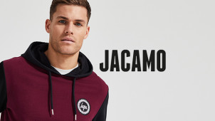 25% Off First Orders Over £30 Plus Free Next Day Delivery at Jacamo