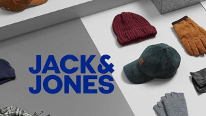 £5 Off with Customer Sign Ups at Jack & Jones