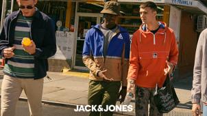 Ontvang €5 korting op je volgende bestelling na het aanmelden voor de Jack & Jones nieuwsbrief