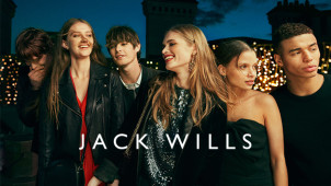 Find 60% Off in the Sale at Jack Wills