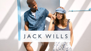 Extra 15% Off Sale Orders at Jack Wills