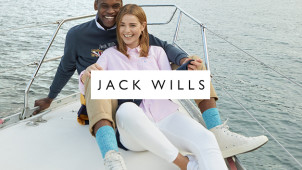 Up to 60% Off Orders in the Mid-Season Sale at Jack Wills - New Lines Added!