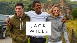 Up to 50% Off Polo Shirts, Accessories, and Travel Must Haves in Sale at Jack Wills