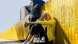 £10 Off First Order with Newsletter Sign-ups at Jack Wolfskin