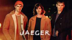 £10 Gift Card with Orders Over £130 at Jaeger