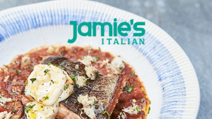 Two Course Set Menu for Two Only £22 at Jamie's Italian