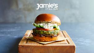 25% Off Food at Jamie's Italian