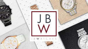 10% Off First Orders at JB Watches