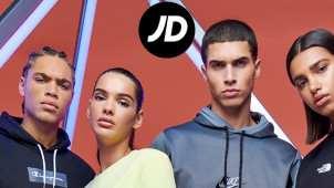 Discover 50% Off Trainers, Coats, Sportswear & More in the Sale at JD Sports