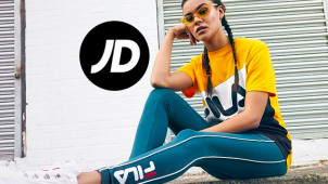 Find 50% Off in the Clearance + Free Delivery on Orders Over €70 at JD Sports