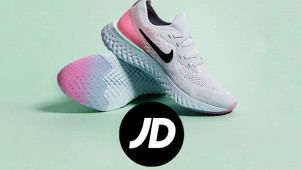 Up to 50% Off Orders in the Biggest Sale Ever at JD Sports - Final Clearance!