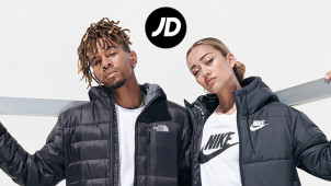 Find 50% Off in the Sale Plus Free Delivery on Orders Over €70 at JD Sports