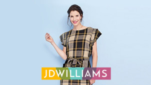 20% Off First Orders at JD Williams
