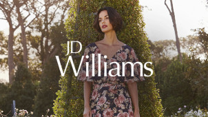 25% Off Orders Over £60 at JD Williams