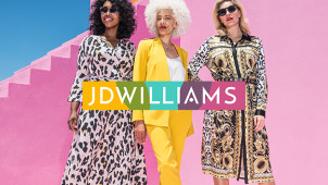 20% Off Orders Over £50 at JD Williams
