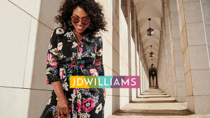 20% Off Fashion, Footwear, Lingerie and Home Orders at JD Williams
