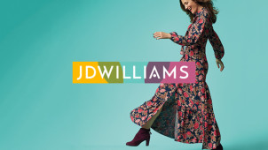 Up to 60% Off Plus a £10 Gift Card with Orders Over £150 at JD Williams