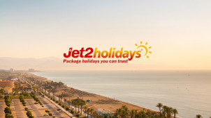 £100 Off Per Person on Holidays & City Breaks at Jet2Holidays