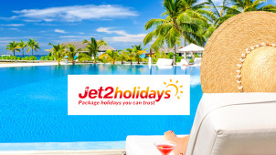 Extra £25pp Off Holiday Bookings in July and August at Jet2holidays