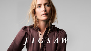 Extra 10% Off Orders in the 70% Off Sale at Jigsaw