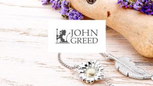 20% Off John Greed Orders at John Greed Jewellery