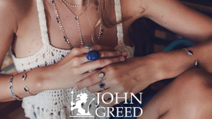 25% Off John Greed Brand Jewellery at John Greed