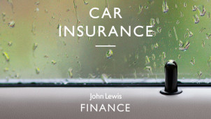 15% Off Car Insurance Online at John Lewis Car Insurance - New Customers Only