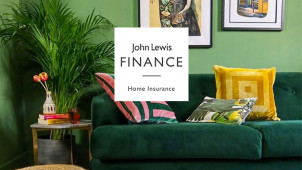 Unlimited Buildings and Contents Cover with Gold Policies at John Lewis Home Insurance