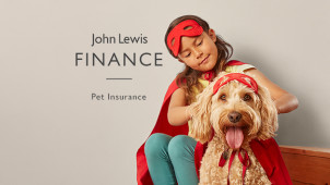 Up to £15 John Lewis Gift Card with Premier Pet Insurance Policies at John Lewis Pet Insurance