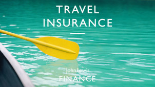 Up to 20% Off Travel Insurance Online at John Lewis Travel Insurance - New Customers Only