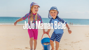 New Kid's Arrivals from €14 at JoJo Maman Bébé