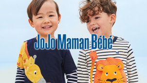 Up to 60% Off Kids Orders in the Sale at JoJo Maman Bébé
