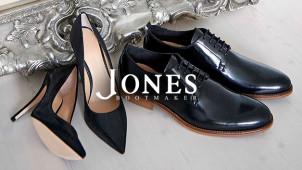 10% Off Orders Over £100 at Jones Bootmaker