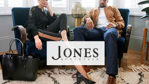 30% Off RRP on Selected Orders at Jones Bootmaker
