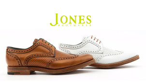 20% Off Full Price Orders Plus Free Delivery at Jones Bootmaker
