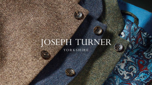 Save Even 60% with End of Season Sale at Joseph Turner Shirts